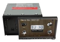 Free shipping 2 din car dvd gps for Hyundai Santa Fe 2013 bluetooth radio audio usb/sd tv