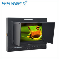 IPS Panel 1280x 800 HDMI Input Peaking Filter 7 Inch LCD Monitor for Camera