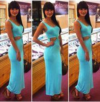 Details about Women's Sexy Elegant Slim Long Maxi Lace Ball Gown Evening Women's dress Party Dress