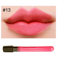 2014 Fashion 11 colors Waterproof Liquid Lipstick velvet Matte Makeup Lip Stick Lip Pencil Lip Gloss Pen Wholesale Best quality