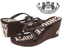 Free shipping 2015 high heels trifle women flip flops summer female JC sandals platform wedges slippers girl's beach Flip-Flops