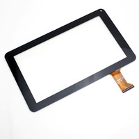 9 inch Black tablet pc Panel For for Allwinner CZY6366A01-FPC Touch Screen digitizer czy6366a01-fpc, free shipping
