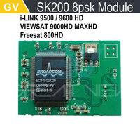 1PC SK200 8PSK MODULE  8psk hd board FOR I-LINK 9500 9600 HD Freesat 800HD for North America USA Canada