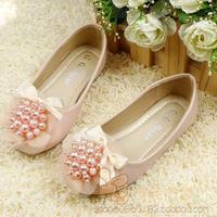 2014 hot new women's shoes, princess shoes models  Pearl shoes