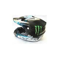 the moto capacetes casco ATV Pocket DIRT BIKE MAN motorcycle helmet MOTOCROSS racing Helmets DOT APPROVED
