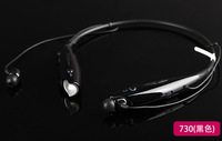 Free Shipping Bluetooth Headset  for LG Tone HBS 730 sports music Wireless Mobile Earphone Bluetooth  Mobile Phone  headphones