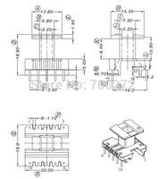 EE19transfoemer ferrite core and bobbin  YT-1930