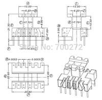 EE22transfoemer ferrite core and bobbin  YT-2211