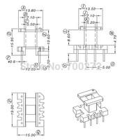 EE19transfoemer ferrite core and bobbin  YT-1921