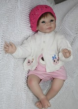 silicone baby doll price