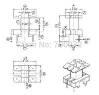 EE19transfoemer ferrite core and bobbin  YT-1926