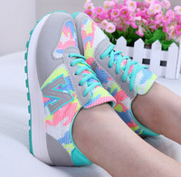 2014 free shipping 2014 women shoes N shoes burst sneaker camouflage Agam shoes M2 shoes