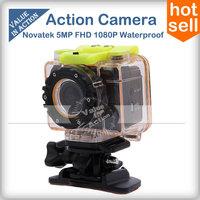Action Camera Cam 1080P Full HD Video 30M Waterproof Digital Sport Camera Professional mini camcorders Filmadora PK gopro