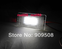For BMW E53 X5 E70 E71 E84 F01 F02 18SMD LED Luggage compartment lamp License Plate Lights