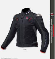 2014 komine jk 063 Top titanium racing suits motorcycle clothing