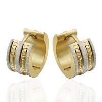 Fashion  earrings 2014 stainless steel earrings for women &men  jewelry