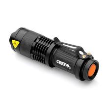 wholesale led aluminum flashlight