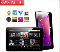 New Tablet ! Samsung Tablet PC 9 inch HD capacitive screen Dual Core 1.5Ghz Android 4.2 Dual Camera Free shipping