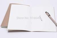 32K Sketchbook, Graffiti, Notebook, Kraft brown paper cover, 64 sheets,1 notebook