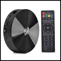 New Style IR Sensor Bluetooth Quad Core Android TV Box wIth Remote Control