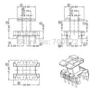 EE22 transfoemer ferrite core and bobbin  YT-2207