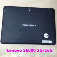 New model Lenovo S6000 Tablet PC Quad Core  Android 4.2 10.1 Inch IPS 2G/16G HDMI Wifi External 3G Bluetooth BT Tablet p