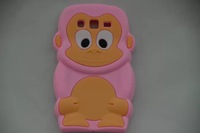 For Samsung Galaxy Grand 2 Duos G7102 G7106 G7108 3D Cute Monkey King Soft Silicone Cartoon Anmials Gel Rubber back case 1pcs