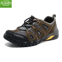 2014 new quick-drying spring and summer fishing wading shoes lightweight breathable shoes, hiking shoes outdoor upstream