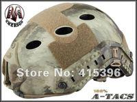 EMERSON FAST Helmet-PJ TYPE/Tactical helmet(A-TACS)-Free shipping