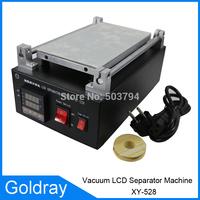 lcd screen separator third generation built-in vacuum pump LCD separator machine for samsung/iphone galaxy rapair