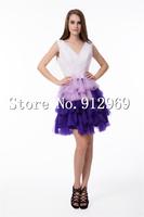 2014 Trend custom made women dresses formal dresses V-neck party dresses