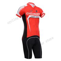 2014  cyclingbox  fashion  and hot sell cycling jersey