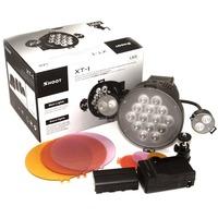 SHOOT brand new XT-1 LED Video Light with battery Photography Lighting studio light camera light photo camera studio flash
