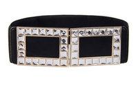New Ms han edition noble generous crystal diamond belt fashionable joker dress coat jacket belt