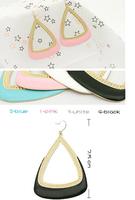free shipping E152 2014 accessories trigonometric oil cutout female