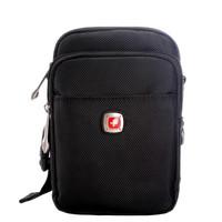 Swiss army knife man bag handbag shoulder bag waist pack casual bag multifunctional bag oxford fabric