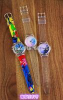 2014 New boys and girls transparent seven ulzzang Korea watch jelly wristwatch+21 colors 10pcs/lot