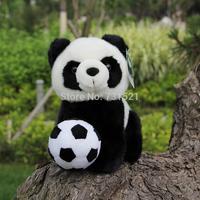 2014 Football World Cup Brazil Home Away panda toy sponge sponge small children's toy ball soccer toys
