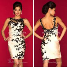wholesale satin ruffle dress