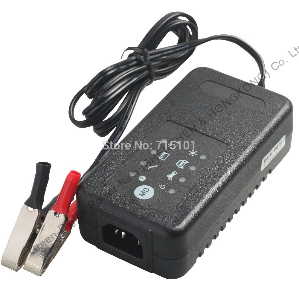 Best lead acid battery charger hellcat