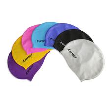 wholesale custom silicone swim caps