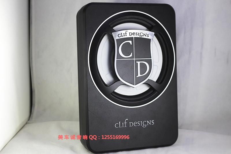 Clif designs subwoofer