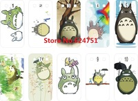 New skin design Totoro case white hard back cover for  Samsung Galaxy i9300 10PCS/lot+Free shipping