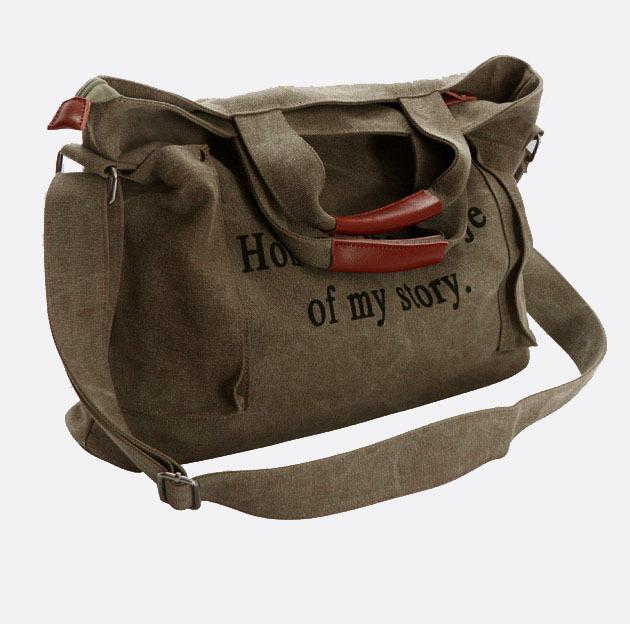 Canvas Strap For Bag Bags Women Canvas Handbag