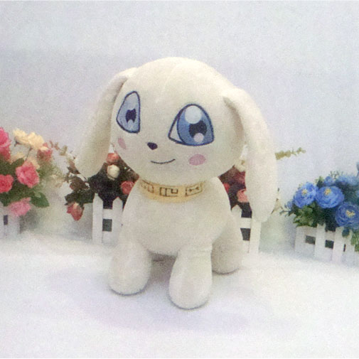 Free Shipping!Handmade Digimon Adventure Plotmon plush toy children's love fluffy toy(China (Mainland))