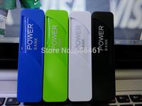 2014 latest 2600mAh Perfume Power Bank universal USB External Backup Battery for iPhone samsung 90pcs(30sets) with Retail Box