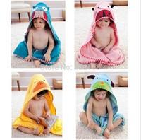 SKP 100% original brand baby bath towel Beach towels animal style cute cotton 86*86cm 330g free shipping