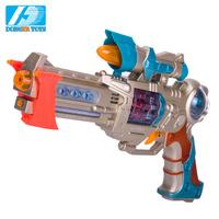 Developed toys acoustooptical gun toy  boy electron gun
