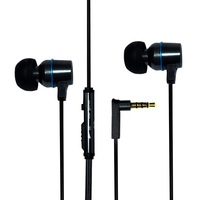 Original Feelymos EG3 Noise Isolating Hi-Fi Stereo Headphone Control-by-wire In Ear Earphone with MIC for iPhone Samsung Mp3 Mp4