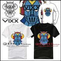 VIXX 1stT shirts Voice Visual Value in Excelsis t shirt short-sleeved T-shirt